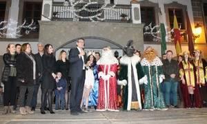 La Cabalgata de los Reyes Magos llega a Adra cargada de novedades
