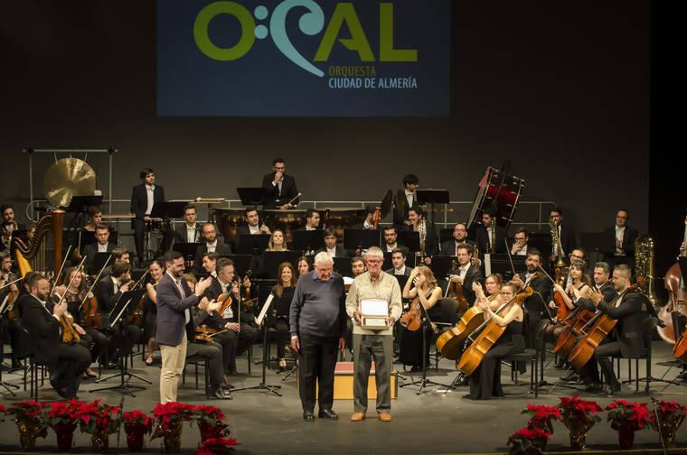 La OCAL agota las entradas en su Concierto de Año Nuevo en el Auditorio Maestro Padilla