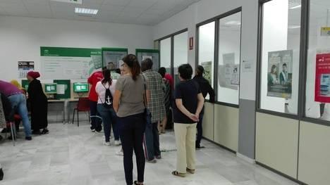 El SAE de Almería recogió 1.300 ofertas de empleo en 2017 y se cubrieron menos de 1.000