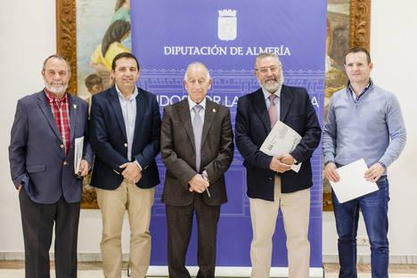 Diputación financia los materiales del PFEA a los Ayuntamientos de Armuña, Albox y Purchena
