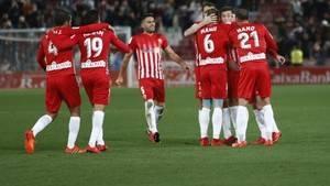 1-0: El Almería abre el año con un triunfo