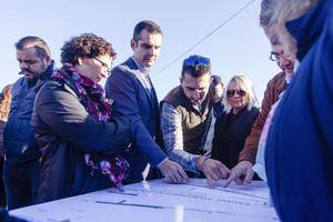 Casi medio millón de euros para dos obras que mejorarán los accesos del Alquián