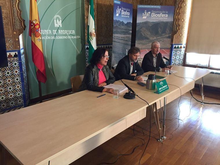Un millón de euros en limpieza de cauces en Almería