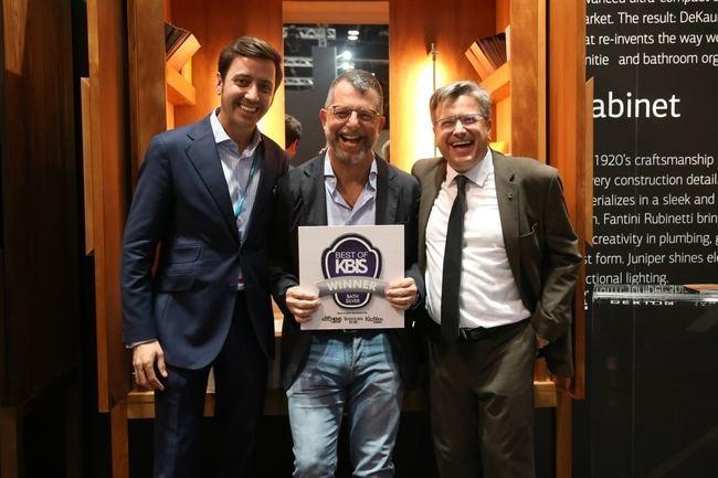Grupo Cosentino triunfa en KBIS 2018