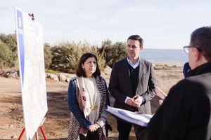Diputación mejorará la Red Galasa en Mojácar Playa con una inversión de 260.000 euros