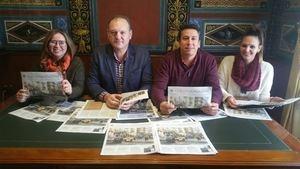 El periódico digital Cuevas Magazine da el salto al papel