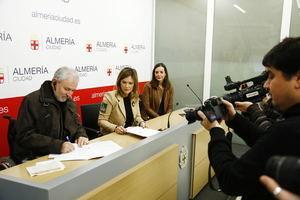 Los cortos del concurso 'Gallo Pedro' se podrán ver en Interalmería