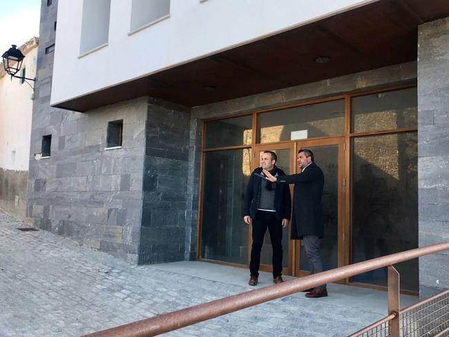 """'Injustificado"""" retraso de Diputación en """"la entrega"""" del museo a Serón según el PSOE"""