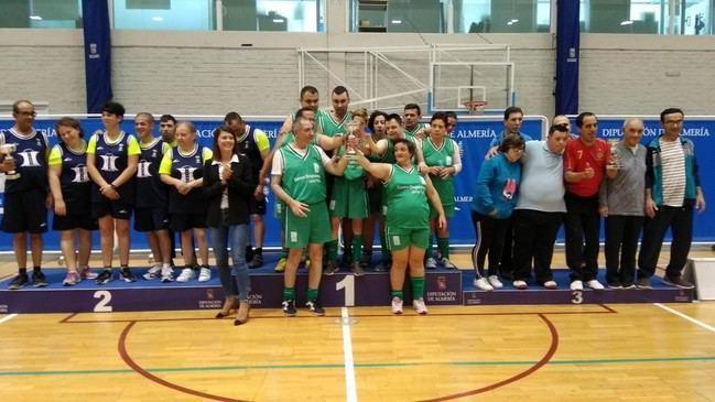 Más de un centenar de participantes clausuran los Encuentros de Deporte Adaptado de Diputación
