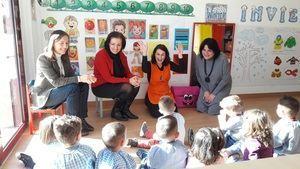 La Junta oferta casi 2.000 plazas con ayudas para escuelas infantiles en Almería