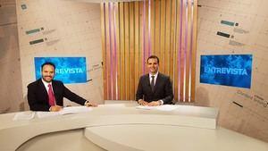 Interalmería Televisión renueva la imagen de sus informativos