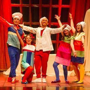 'Disnemania' en el Teatro Auditorio de Roquetas