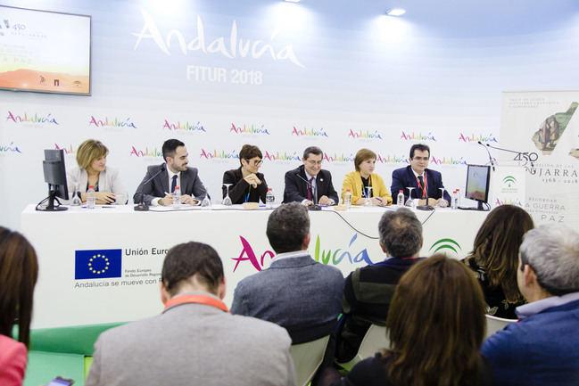 Diputación participa en la puesta en valor de la Alpujarra a través del 450 Aniversario de su rebelión
