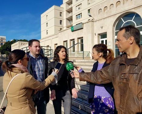 Amate reclama a la Junta un refuerzo sanitario en los centros de salud de la provincia