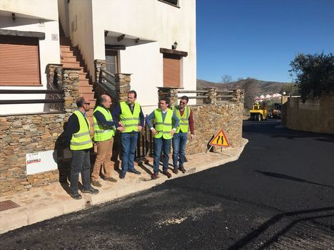 Diputación invertirá 335.000 € en mejorar la urbanización de Fondón