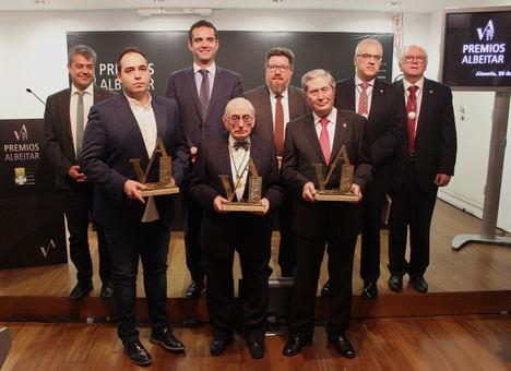 Almería acoge los VII Premios Albéitar