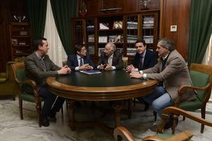 Diputación y Junta se ponen de acuerdo sobre la Residencia
