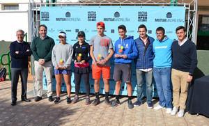 La almeriense Silvia Vargas vuelve a ganar el Mutua Madrid Open sub 16 de Almería