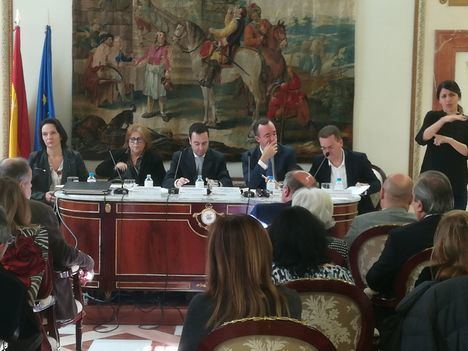 Diego Clemente dice que a Cs no le da miedo cambiar la Constitución en materia social