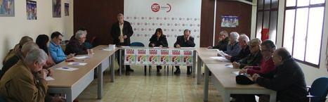 Los jubilados de UGT piden la unión de todos para garantizar las pensiones