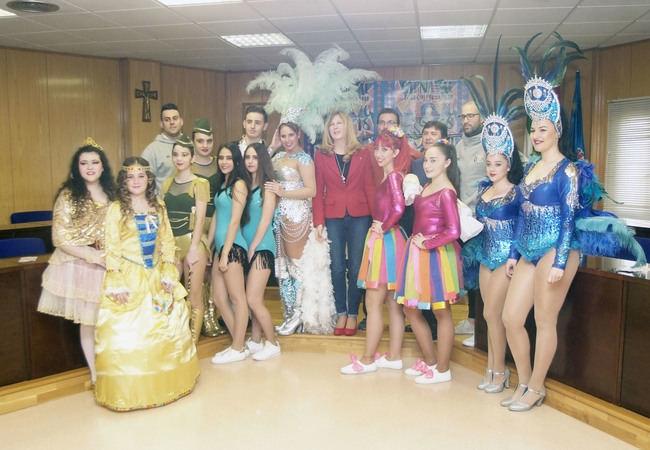 Paco Utrera será el pregonero del Carnaval de Roquetas