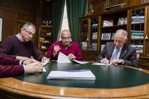 Diputación invertirá 430.000 euros en la nueva 'Casa de la Cultura' de Viator