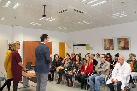 Distrito Almería incorpora cuatro nuevas matronas