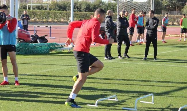 Igor Engonga ya tiene ficha en el filial tras ser traspasado Segura al At. Madrid B