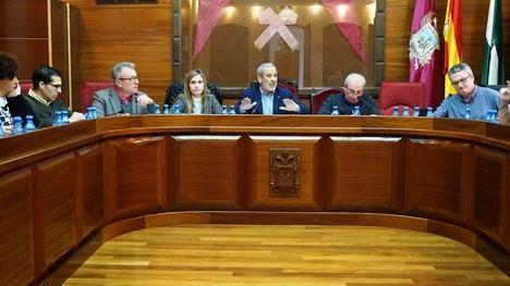 Unanimidad en el pleno de Vera en apoyo a la prisión permanente revisable