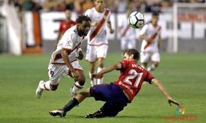 El Rayo cede al Almería hasta final de temporada al delantero Lass