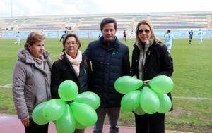 Partido homenaje del CD Ejido con motivo del Día Mundial contra el Cáncer