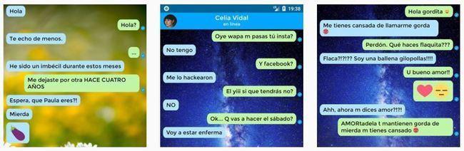 Los almerienses que acabarán con Whatsapp