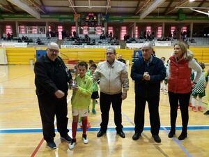 Fase final de la Liga Provincial de Fútbol en categoría benjamín