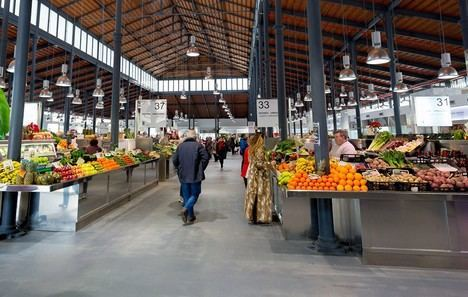 La Chanca y el Mercado Central, protagonistas de las visitas guiadas del fin de semana
