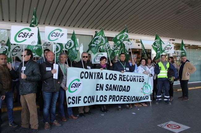 CSIF contra el caos en Urgencias de Torrecárdenas