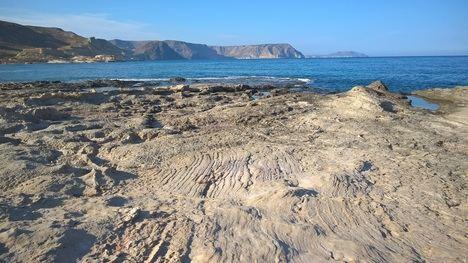Conocer el pasado geológico de Cabo de Gata con el