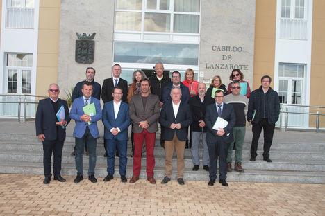 Carboneras presente en la Asamblea General de la Asociación Española de Ciudades de la Pesca