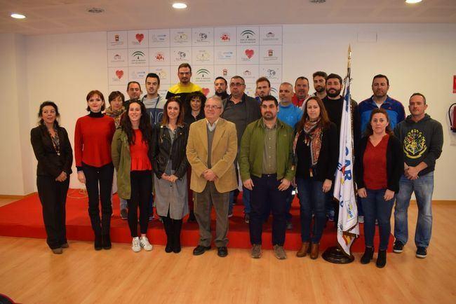 Más de una treintena entidades firman convenios para uso de instalaciones municipales de Vícar