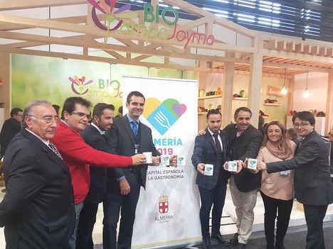El sector agroalimentario se suma a la candidatura de la ciudad de Almería a Capital Española de la Gastronomía 2019