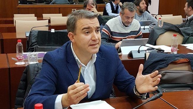 A Almería solo llega el 6% del presupuesto para desarrollo empresarial de la Junta