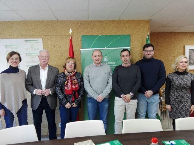 Siete municipios de Almería se unen al Programa de Taxi a la demanda