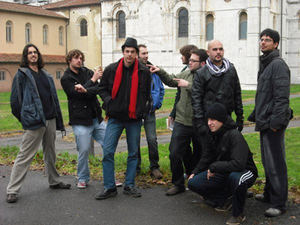Los murcianos Trastorners presentan su disco de ska-reggae en la Escuela de Música de Roquetas