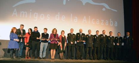 Amigos de la Alcazaba entrega sus novenos premios