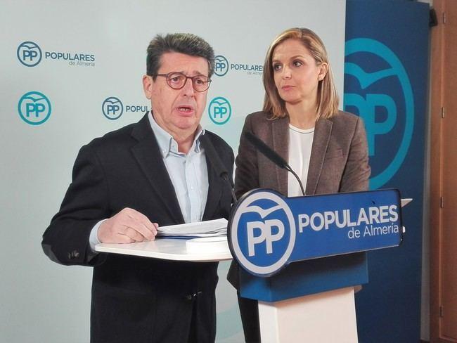Matarí pide al PSOE que apoye los Presupuestos por los 1.500 millones que vendrán a Almería