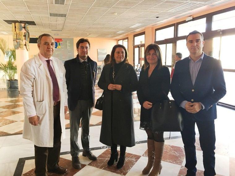 El PP pide que el Hospital de Poniente sea integrado el SAS