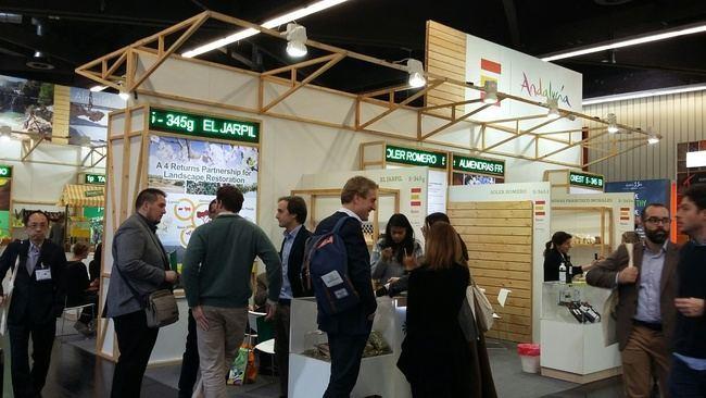 Cinco empresas almerienses acudirán a Biofach 2018
