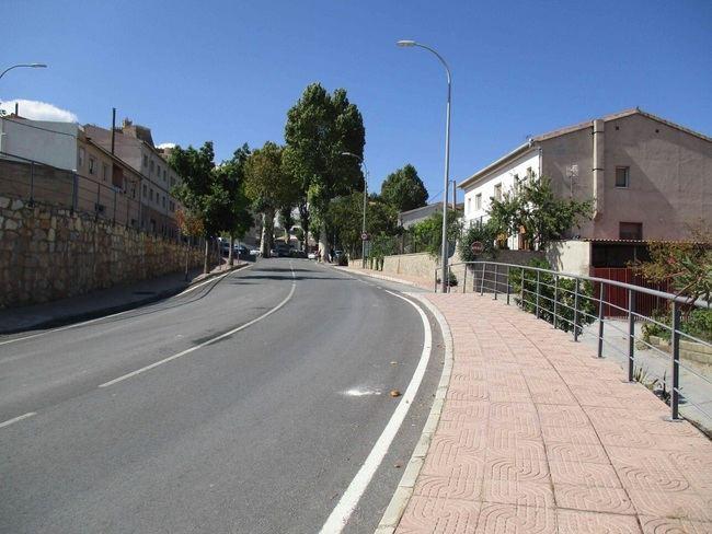 40.000€ las obras para la conexión ciclista de la vía verde de Serón con la avenida de Lepanto
