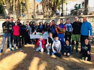 El Club Deportivo Mandril Xtreme celebrá la VI ruta de la Paletilla