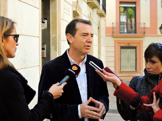 El PSOE ve electoralismo en el Plan Estratégico