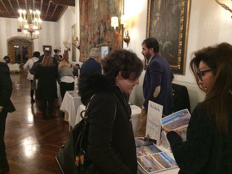 Gran acogida del destino 'Costa de Almería' en las misiones comerciales en Galicia